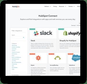 Integrazioni Tool Hubspot