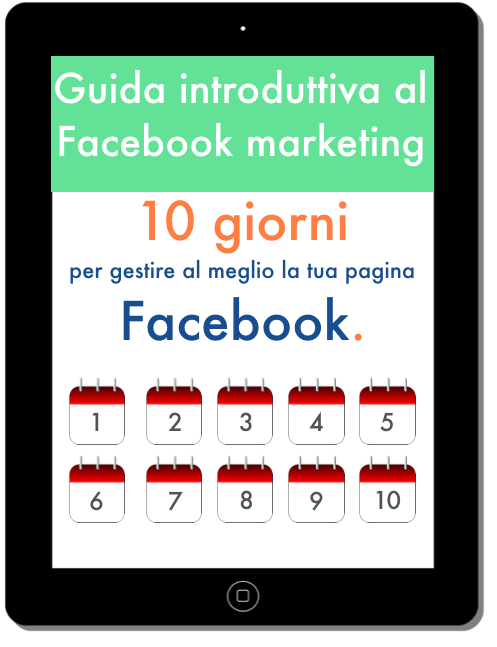 Facebook Marketing ebook gratuito
